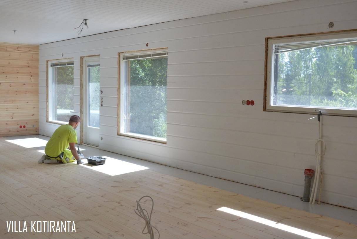 Villa Kotiranta -blogi jo 4-vuotias! [#ARVONTA]