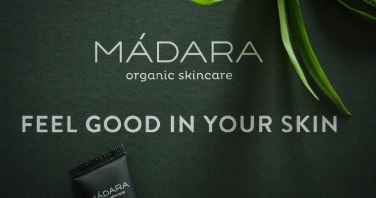 MÁDARA Cosmetics – luonnonmukaista ihonhoitoa