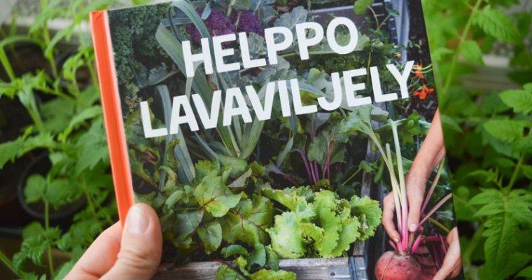 VINKIT HELPPOON LAVAVILJELYYN [#KIRJAVINKKI]